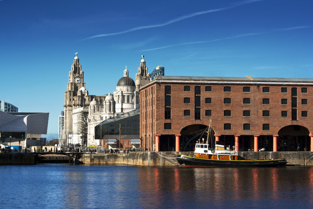Albert Dock, Liverpool, Aventura Vivolis