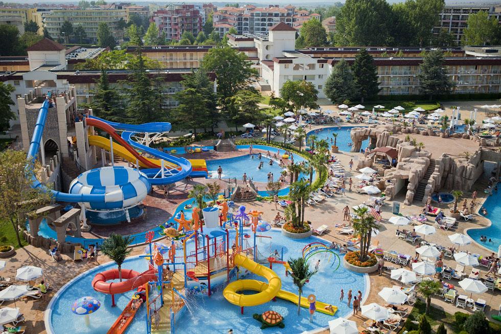 Litoral Bulgaria Hotel Dit Evrika Beach Club 4 Sunny