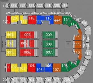 harta concert andre rieu budapesta 16 iunie 2017